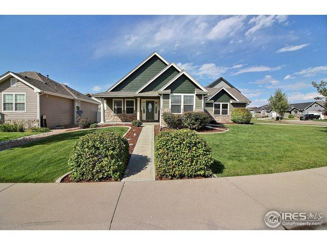 6603 34th St, Greeley, CO 80634 (#862537) :: The Peak Properties Group