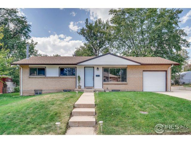 2911 S Wolff St, Denver, CO 80236 (#862539) :: The Peak Properties Group