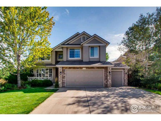 499 Muirfield Cir, Louisville, CO 80027 (#862557) :: Group 46:10 - Denver