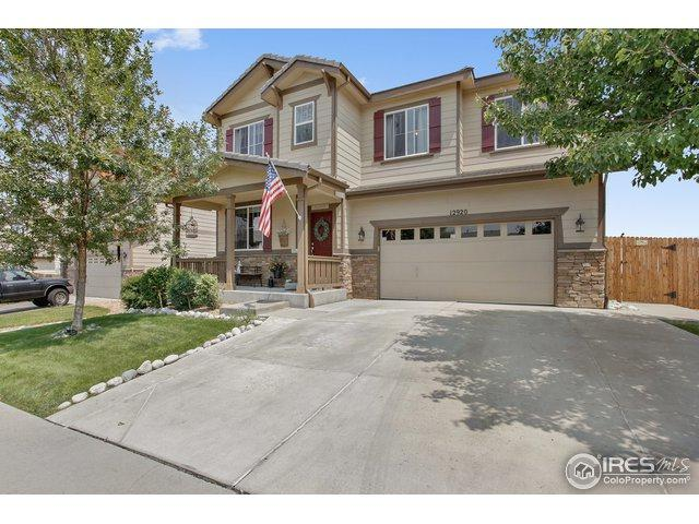12920 Spruce St, Thornton, CO 80602 (#862565) :: The Peak Properties Group