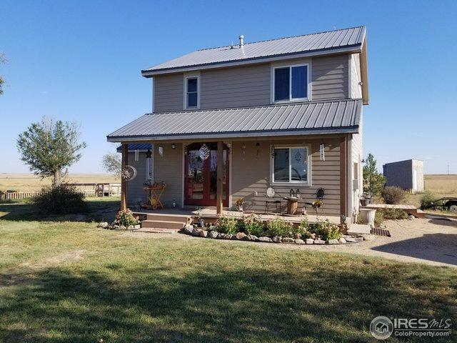 39770 County Road 68, Briggsdale, CO 80611 (#862580) :: The Peak Properties Group
