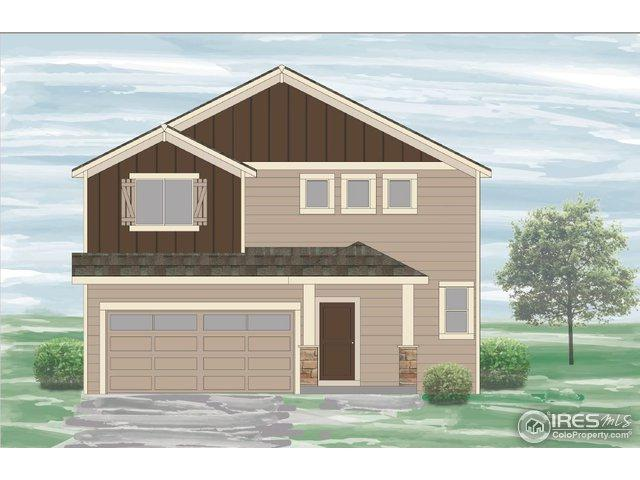 1106 103rd Ave Ct, Greeley, CO 80634 (#862595) :: The Peak Properties Group