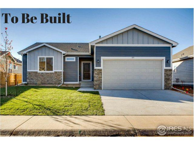 927 Prairie Dr, Milliken, CO 80543 (MLS #862599) :: The Daniels Group at Remax Alliance