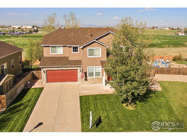 8151 Raspberry Dr, Frederick, CO 80504 (MLS #862603) :: Tracy's Team