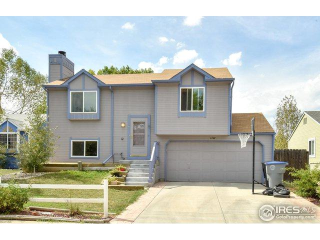 1749 Sunset St, Longmont, CO 80501 (#862609) :: The Peak Properties Group