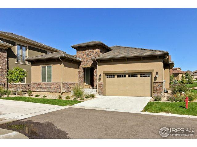 2573 Reserve St, Erie, CO 80516 (MLS #862611) :: The Daniels Group at Remax Alliance