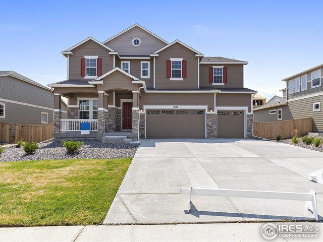 4898 E 142nd Ave, Thornton, CO 80602 (#862620) :: The Peak Properties Group