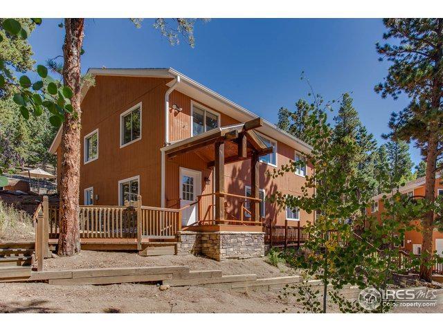 606 Haul Rd, Nederland, CO 80466 (MLS #862632) :: 8z Real Estate