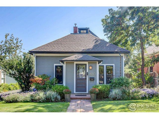 1830 Mapleton Ave, Boulder, CO 80304 (#862634) :: The Peak Properties Group