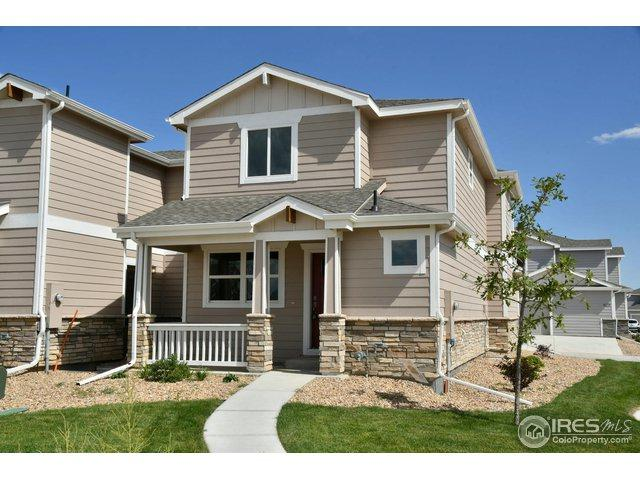 6117 Verbena Ct #105, Frederick, CO 80516 (MLS #862686) :: Tracy's Team