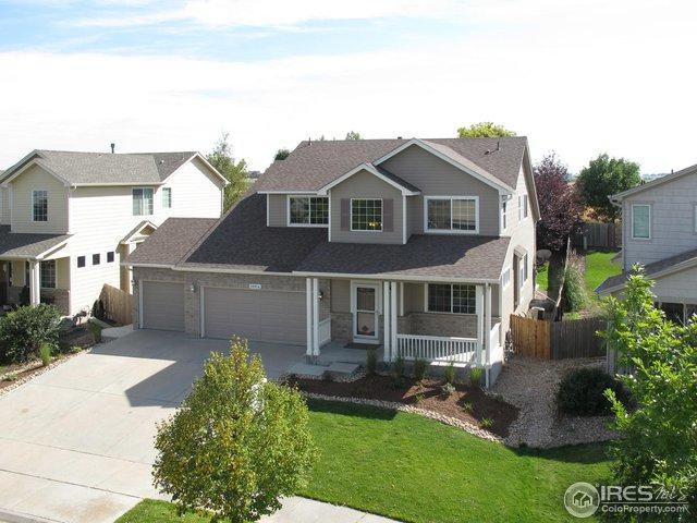 10954 E 112th Pl, Commerce City, CO 80640 (#862689) :: The Griffith Home Team