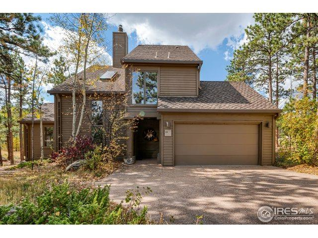 20 Three Lakes Ct, Red Feather Lakes, CO 80545 (MLS #862704) :: 8z Real Estate