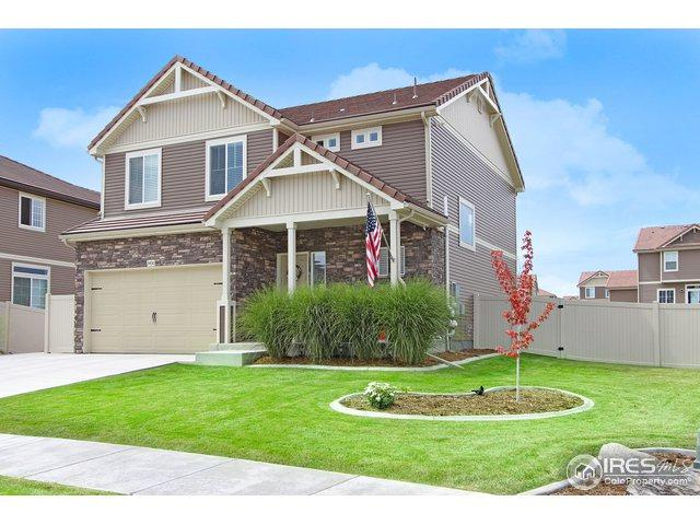 3430 Yellowwood Ln, Johnstown, CO 80534 (#862716) :: The Peak Properties Group