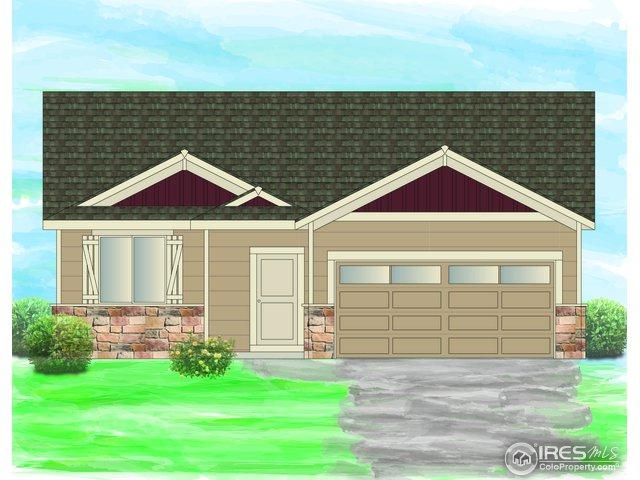 10317 11th St, Greeley, CO 80634 (#862739) :: The Peak Properties Group