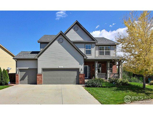 543 Botley Ct, Windsor, CO 80550 (MLS #862740) :: Tracy's Team