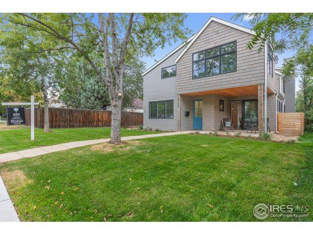3184 9th St, Boulder, CO 80304 (MLS #862753) :: 8z Real Estate