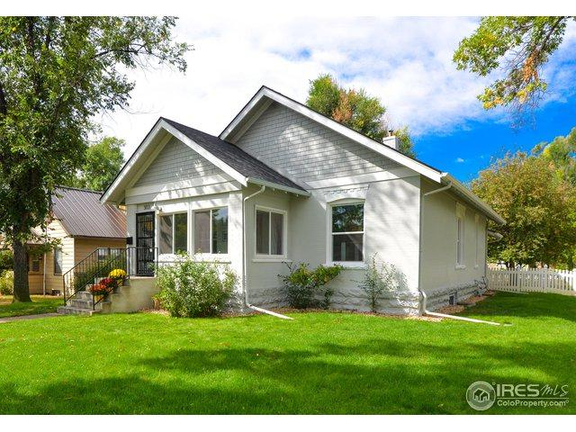 303 Smith St, Fort Collins, CO 80524 (MLS #862762) :: Downtown Real Estate Partners