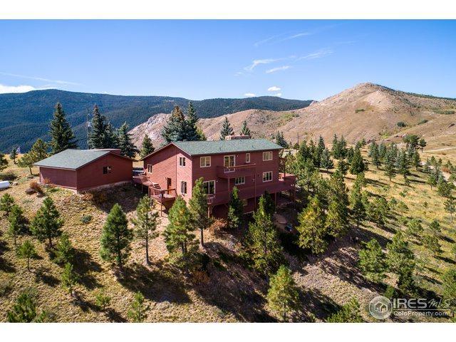 2949 Sugarloaf Rd, Boulder, CO 80302 (MLS #862779) :: 8z Real Estate
