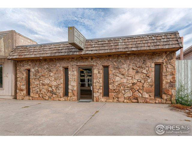 1817 9th St, Greeley, CO 80631 (MLS #862796) :: Tracy's Team