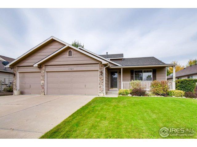 1505 Pinewood Ct, Longmont, CO 80504 (#862800) :: The Peak Properties Group
