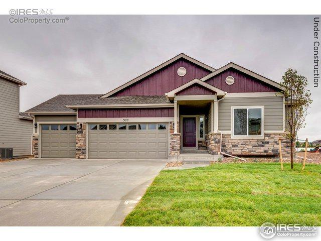 588 Tristan Pl, Berthoud, CO 80513 (#862809) :: The Peak Properties Group