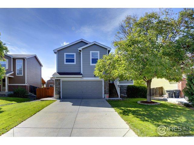 11851 Clayton St, Thornton, CO 80233 (#862822) :: The Peak Properties Group