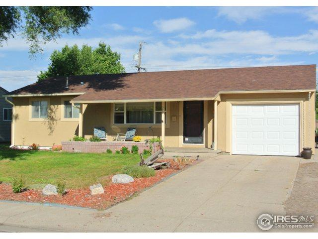 372 Bannock St, Sterling, CO 80751 (MLS #862837) :: Downtown Real Estate Partners