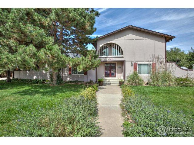 1305 Claire Ln, Northglenn, CO 80234 (#862845) :: The Peak Properties Group