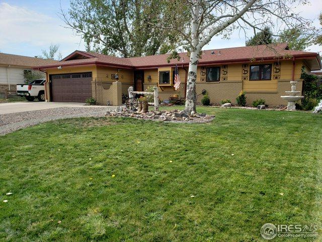 1739 28th Ave, Greeley, CO 80634 (#862860) :: The Peak Properties Group