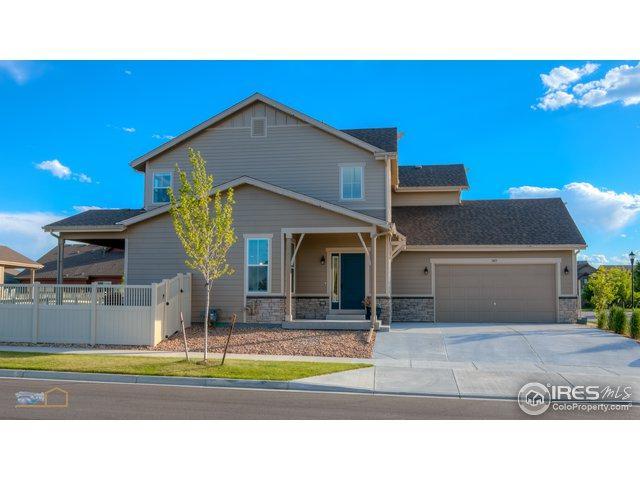 1413 Rustic Dr, Longmont, CO 80504 (MLS #862870) :: 8z Real Estate