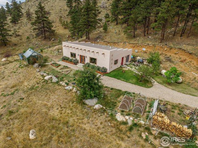 692 Raspberry Gulch Rd, Bellvue, CO 80512 (MLS #862889) :: Downtown Real Estate Partners