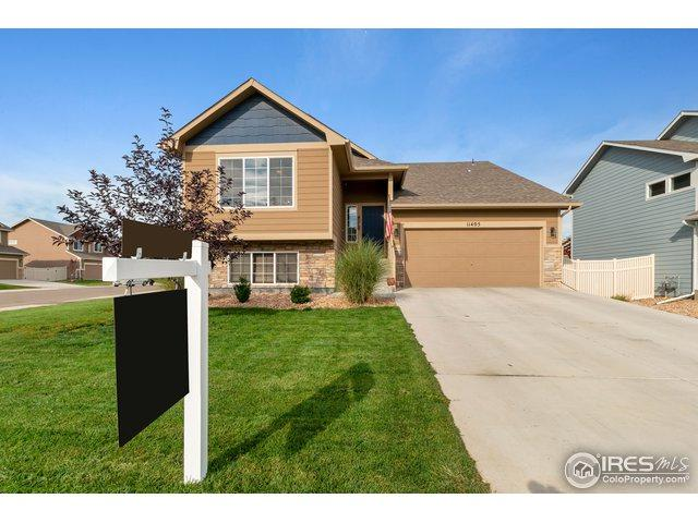 11405 Cherryvale St, Firestone, CO 80504 (MLS #862893) :: Colorado Home Finder Realty