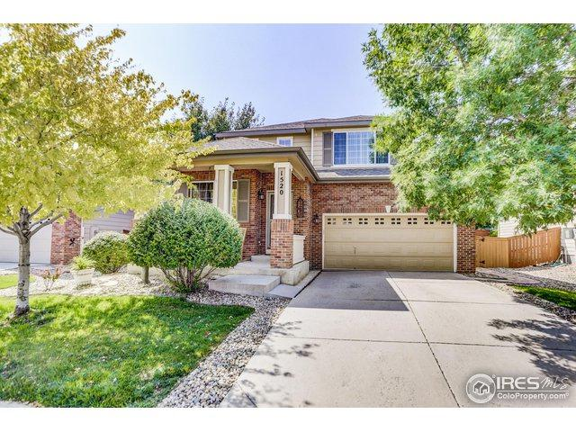 1520 Pennsylvania St, Loveland, CO 80538 (#862897) :: The Peak Properties Group