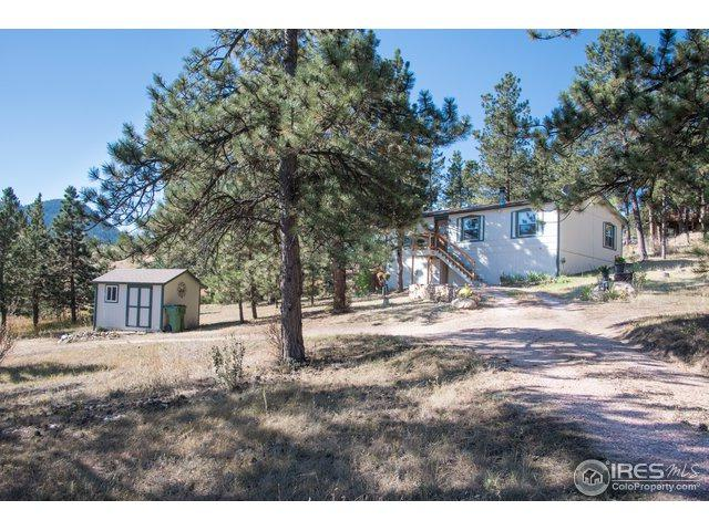 562 Spruce Mountain Dr, Drake, CO 80515 (#862915) :: The Griffith Home Team