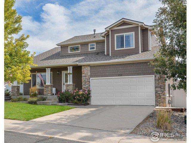 131 Hawthorne Ave, Johnstown, CO 80534 (#862926) :: The Griffith Home Team