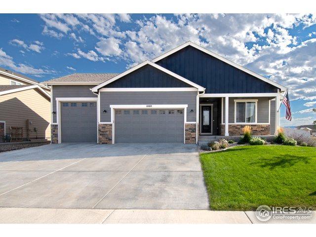 1460 Frontier Rd, Eaton, CO 80615 (#862968) :: The Peak Properties Group