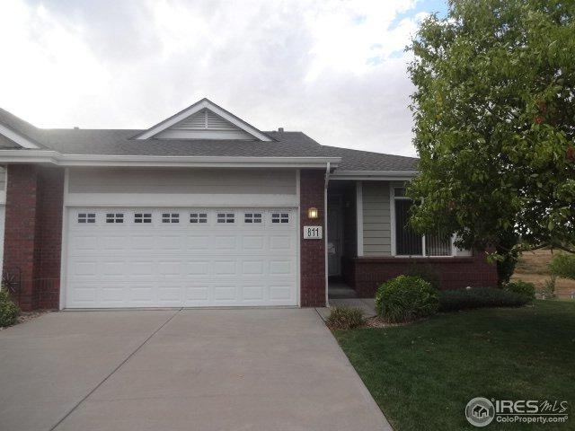 811 63rd Ave #B, Greeley, CO 80634 (#862975) :: The Peak Properties Group