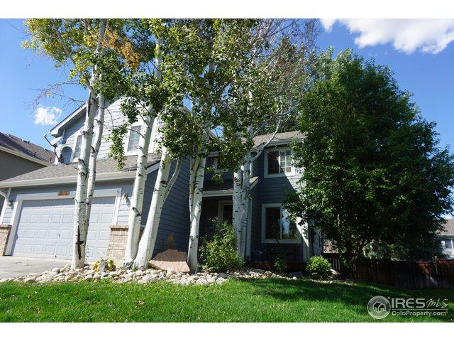 4153 Foothills Dr, Loveland, CO 80537 (#862976) :: The Griffith Home Team