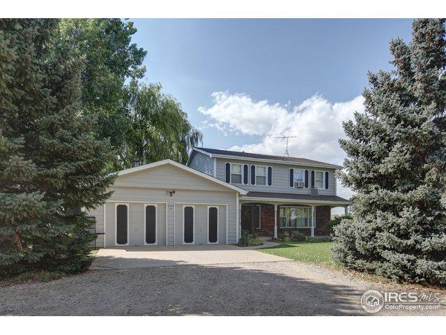 5425 S County Road 7, Fort Collins, CO 80528 (#863007) :: The Peak Properties Group