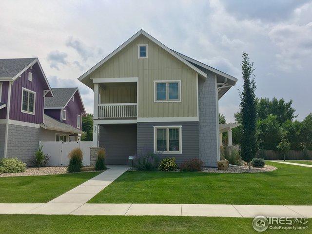 255 Urban Prairie St A/B, Fort Collins, CO 80524 (#863009) :: The Peak Properties Group