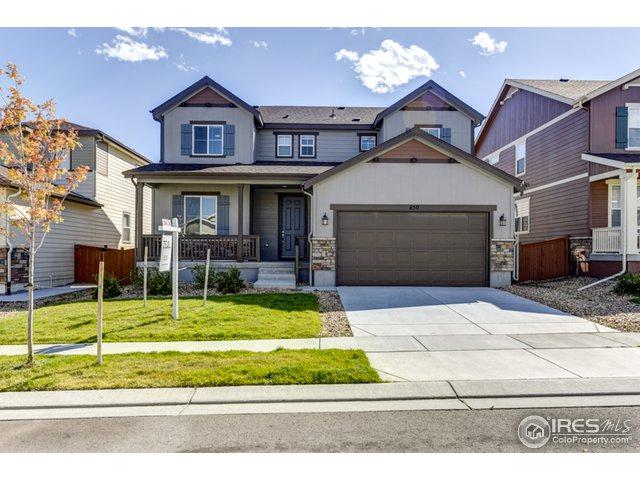 650 W 172nd Pl, Broomfield, CO 80023 (#863032) :: The Peak Properties Group
