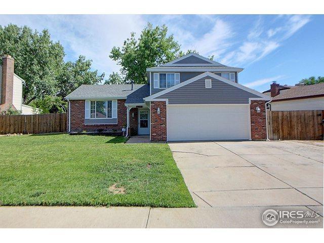 4321 E 115th Pl, Thornton, CO 80233 (#863033) :: The Peak Properties Group
