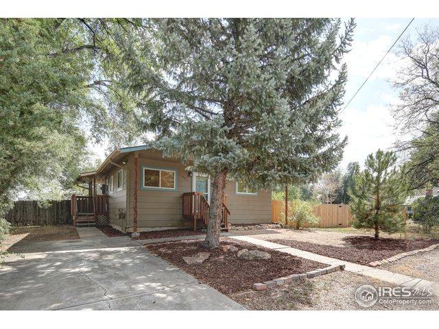 804 Alta Vista St, Fort Collins, CO 80524 (MLS #863047) :: 8z Real Estate