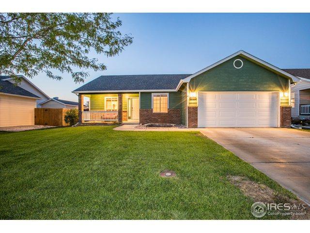 289 S 5th St Way, La Salle, CO 80645 (MLS #863060) :: 8z Real Estate