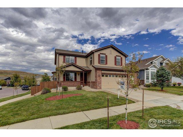 2177 Indian Paintbrush Way, Erie, CO 80516 (#863069) :: The Peak Properties Group