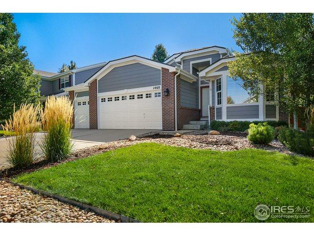 1460 Cherry Pl, Erie, CO 80516 (MLS #863080) :: The Daniels Group at Remax Alliance
