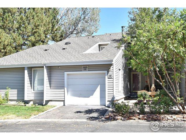1925 28th Ave #6, Greeley, CO 80634 (#863084) :: My Home Team