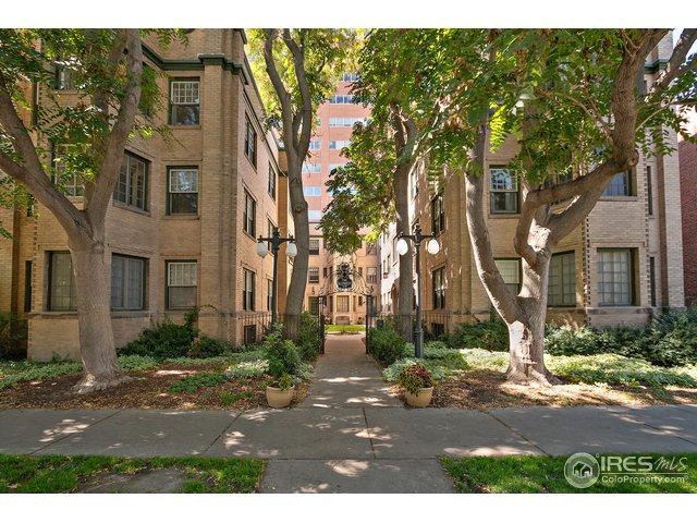 1137 N Sherman St #9, Denver, CO 80203 (MLS #863096) :: Downtown Real Estate Partners