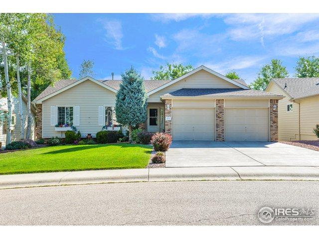 371 Blackstone Cir, Loveland, CO 80537 (MLS #863103) :: The Daniels Group at Remax Alliance