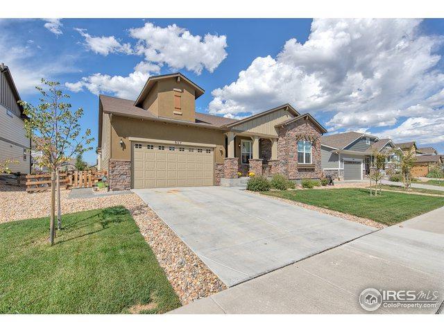 927 Rocky Ridge Cir, Erie, CO 80516 (MLS #863117) :: 8z Real Estate